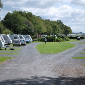 Moss Wood Touring site
