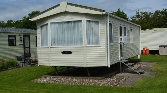 The Pemberton Elite Caravan available at Moss Wood Caravan Park
