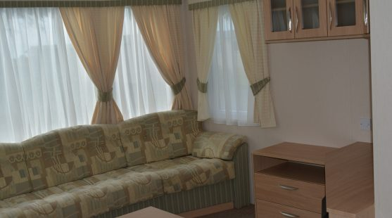 Pemberton Elite living area