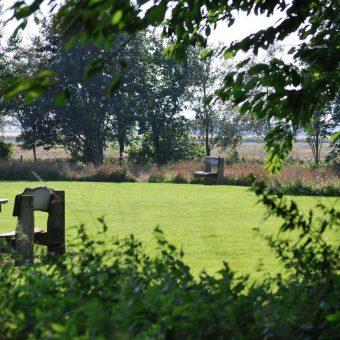 Moss Wood Caravan Park Recreational Field