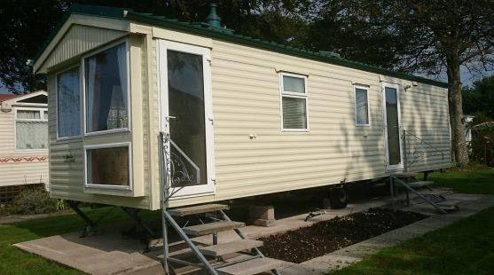 Atlas Lakeland Caravan for sale at Moss Wood Caravan Park