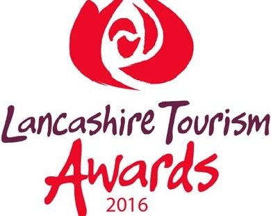 Moss Wood Caravan Park winners of the Lancashire Tourism Awards 2016