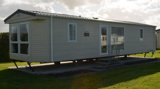 The Delta Glade Caravan available at Moss Wood Caravan Park
