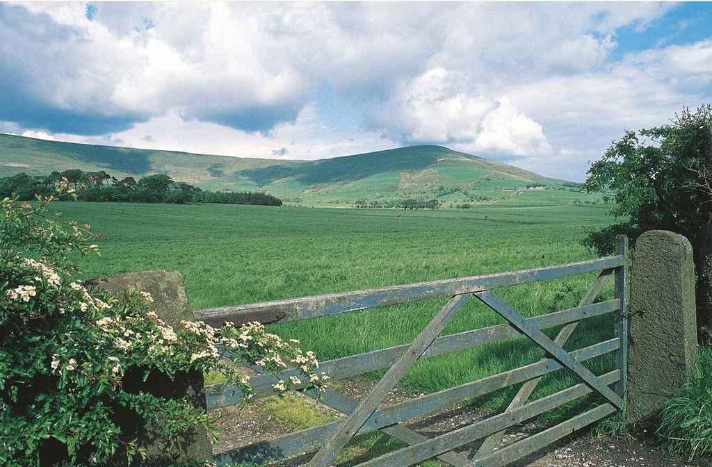Clough View near Moss Wood Caravan Park