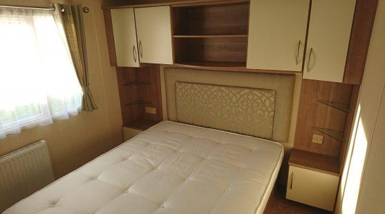Willerby New Hampton 2012 bedroom