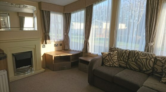 Willerby New Hampton 2012 living area