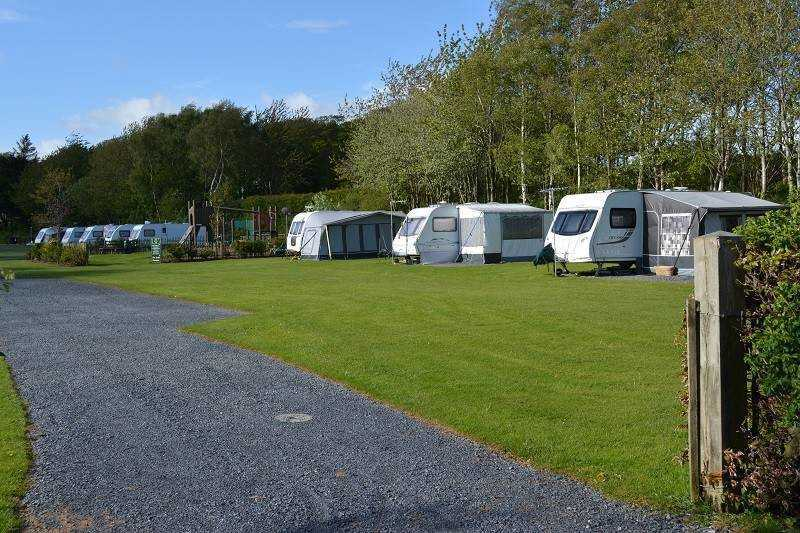 Seasonal Pitches in Lancashire for caravans & tourers