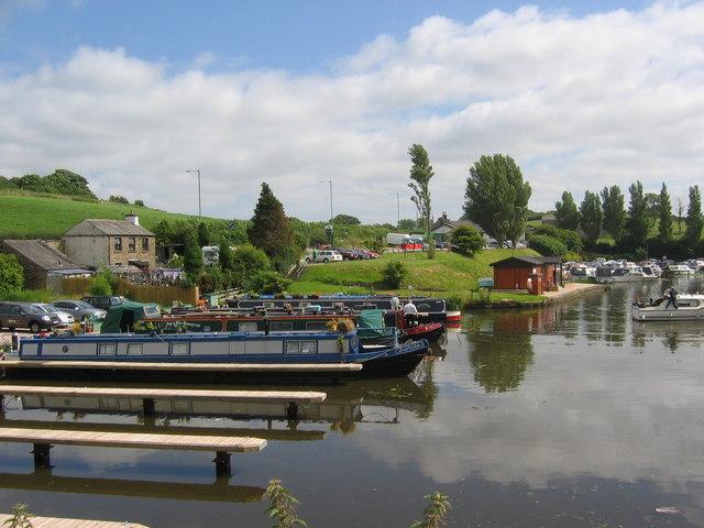 Galgate Marina Lancaster
