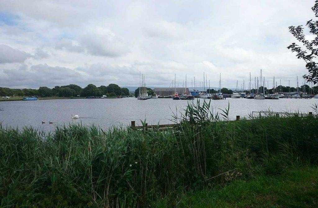 Glasson Dock Marina Lancaster