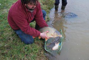 Carp Fishing in lancashire
