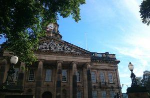 Lancaster Attraction - City Hall