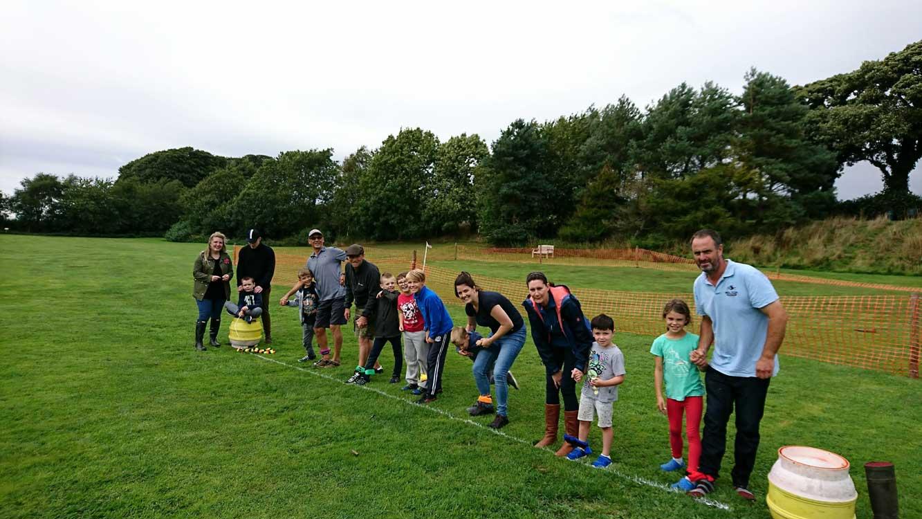 Family Fun Day Race