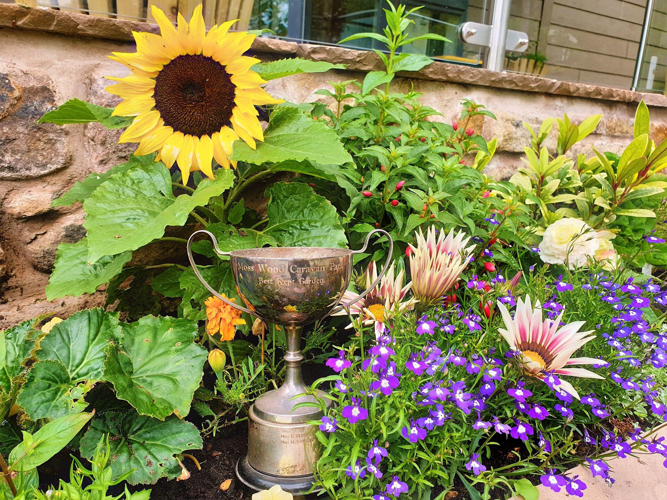 Best Kept Garden Trophy