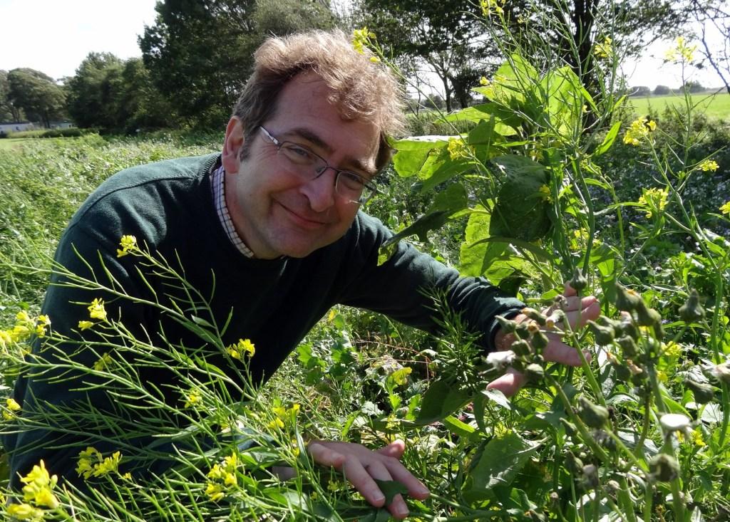 Rufus Bellamy at Moss Wood Caravan Park