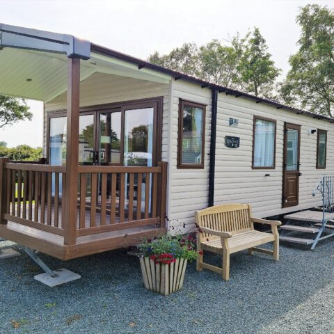 Swift Bordeaux Escape 2020 caravan holiday home