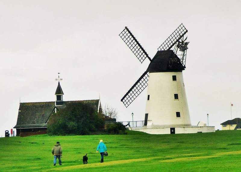 lytham green windmill