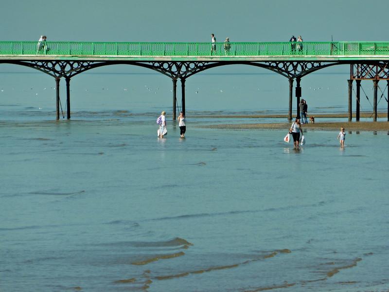 St Annes Pier Lancashire