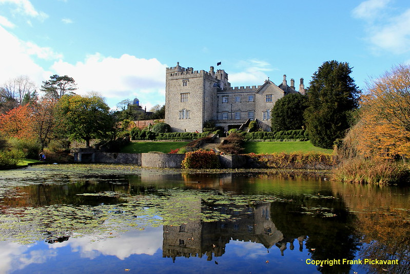 Sizergh castle and gardens
