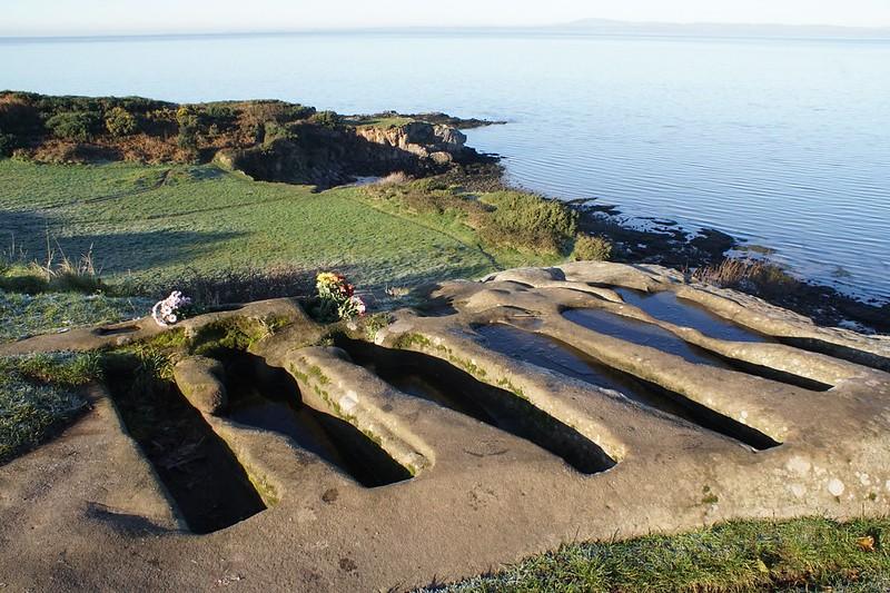 heysham st patricks tombs