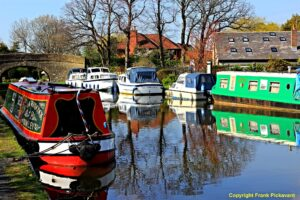 lancaster canal boat trips